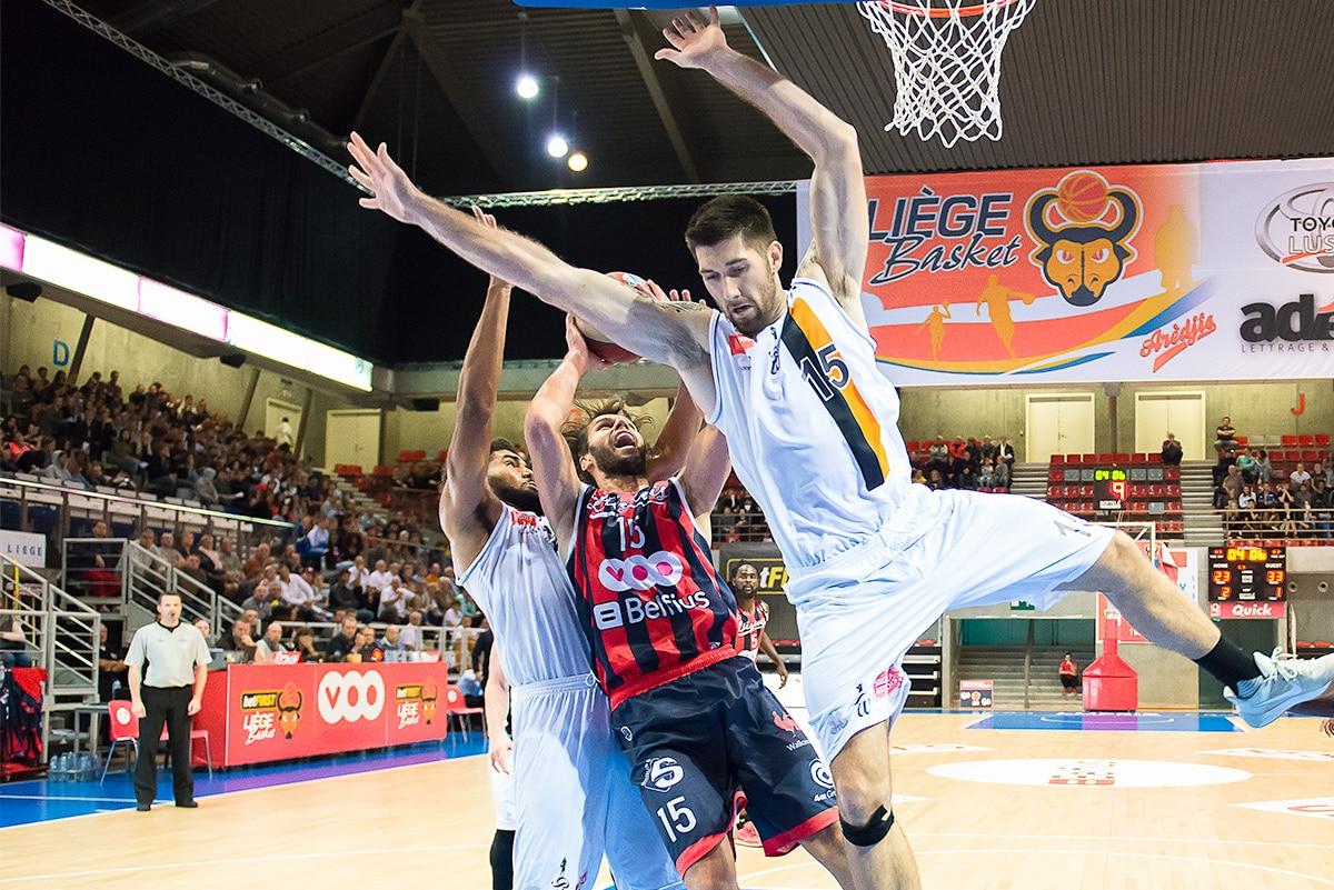 "Liège Sport, club ""Voo Liège Basket"""