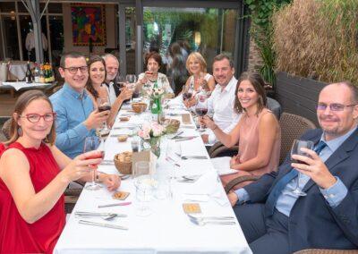 Mariage de Lucie et Benoit, les tables