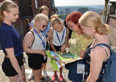 Workshop City-orienteering