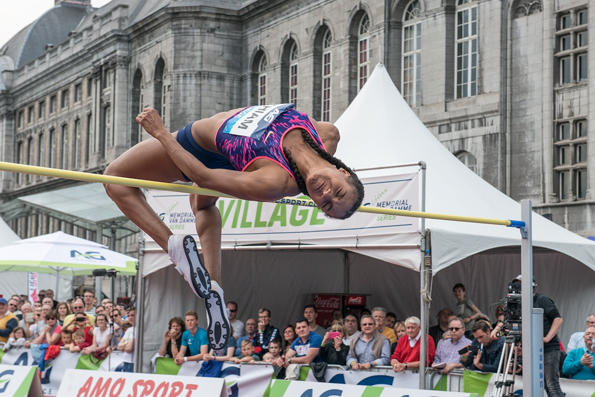 Liège Sport, Nafi Thiam